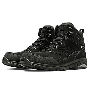 New Balance Men's MW1400v1 Walking Shoe, Black, 11.5 2E US