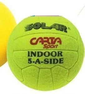 Carta Sport Carta Five A Side Solar 18 Panel Indoor Football
