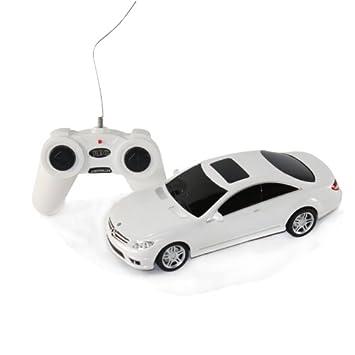 Amazon.com: Scale: 1:24 Mercedes-Benz CL63 AMG Radio Remote Control on