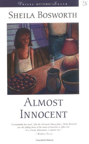 book cover of Almost Innocent