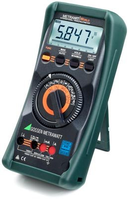 Gossen Metrawatt M206A TRMS Digital Multimeter