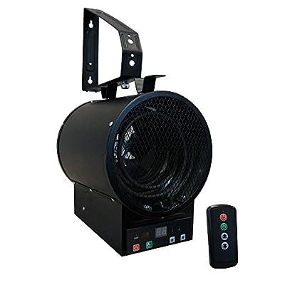 Qmark Flch4r Electric Fan Forced Garage Heater
