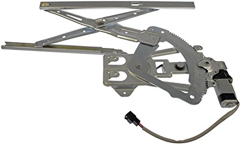Dorman 741-184 Chrysler/Dodge/Plymouth Front Driver Side Power Window Regulator with Motor ()