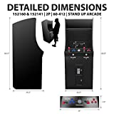 Creative Arcades Full Size Commercial Grade Cabinet