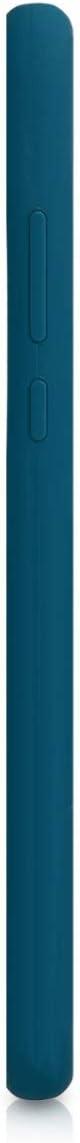 kwmobile Funda Compatible con Huawei P30 Lite Cover Trasero en Malva Carcasa de TPU para m/óvil