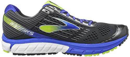 Running Ghost Chaussures blue De Multicolore anthracite Compétition 9 Brooks Homme lime w1BA4qPAW