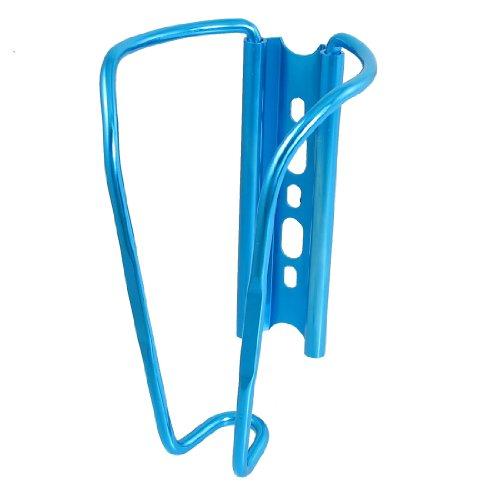sourcingmap® himmelblau Aluminium Legierung Getränk Wasserflasche Halter für Fahrrad