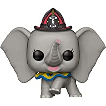 Funko Pop! Disney: Dumbo (acción vital) – Fireman Dumbo