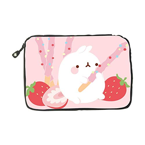 - Electronic Accessories Travel Bag Cute Mo-Lang USB Flash Drive Case Bag Wallet, SD Memory Cards Cable Organizer