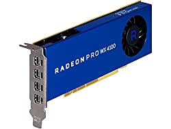 Image of the product AMD Radeon Pro WX 4100 that is listed on the catalogue brand of AMD.