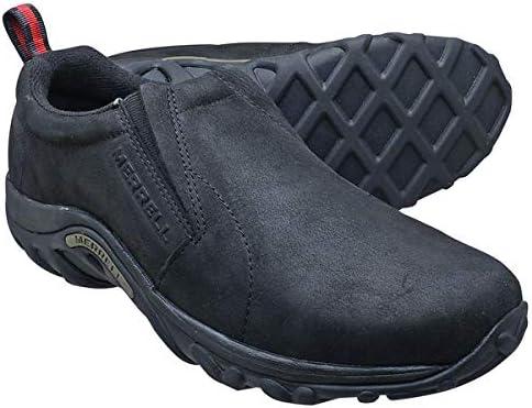 JUNGLE MOC NUBUCK (メンズ) ジャングルモック ヌバック BLACK ブラック J60833 (USA直輸入・正規品) [並行輸入品]