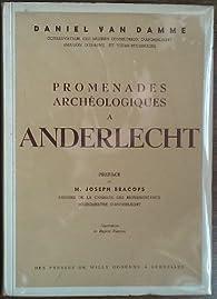 Promenades archéologiques à Anderlecht par  Daniel van Damme
