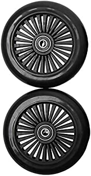 BLAZETOY Scooter Wheels with Bearings Scooter Replacement Wheels 100mm 120mm 2PCS