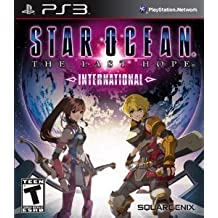 STAR OCEAN:LAST HOPE INTERNATIONAL