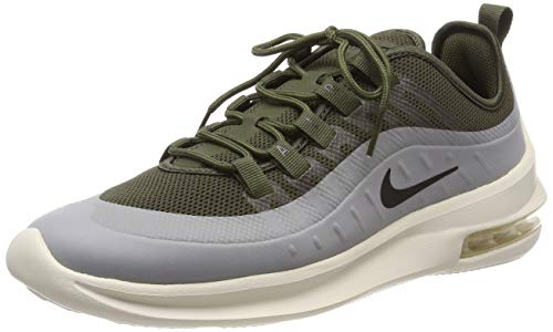 Nike Men's Air Max Axis Running Shoe, Cargo Khaki/Black-Medium Olive-Phantom, 13