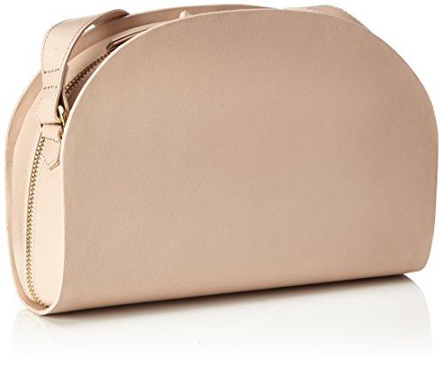 Bag hombro Nude Mujer y Royal Curve Hueso RepubliQ de Galax Shoppers Hand bolsos qggzI4wnf