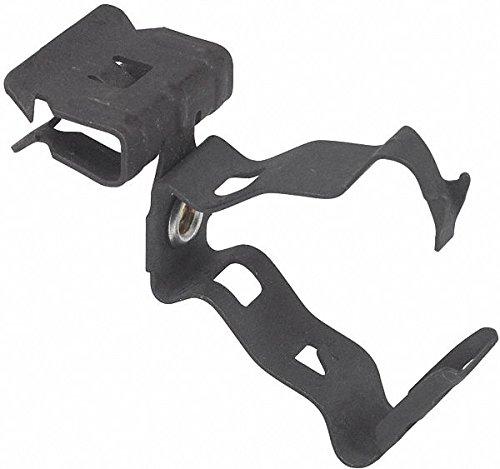 Conduit Clip, 1/2'',3/4'' Nominal Conduit/Pipe, Steel, 1 EA, Pack of 10