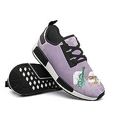 YYuuijk Paper Jam Cool Men's Sneakers Shoes comfortable Mesh Lightweight Tennis Sneakers
