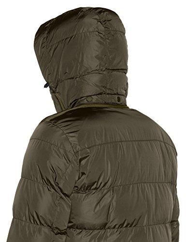 Green military Veste Man Homme Jacket Vert Geox qUHxATYA