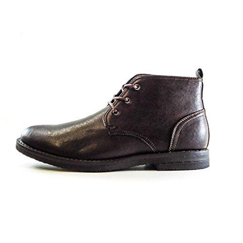 TRESHER - Botines Marrones Alanis - 40: Amazon.es: Zapatos y complementos