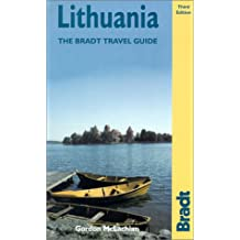 Lithuania, 3rd: The Bradt Travel Guide
