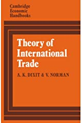 Theory of International Trade: A Dual, General Equilibrium Approach (Cambridge Economic Handbooks) (English Edition) eBook Kindle
