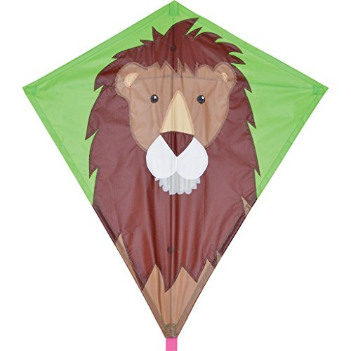 30 In. Diamond - Lion by Premier Kites