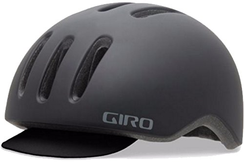 Giro Reverb Bike Helmet (Matte Black, Large)