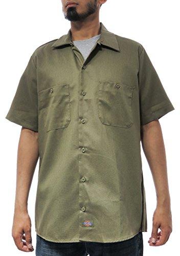 Dickies M Ss Ls Dow Work (Mens Ls Work Shirt)
