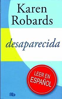 Desaparecida par Robards