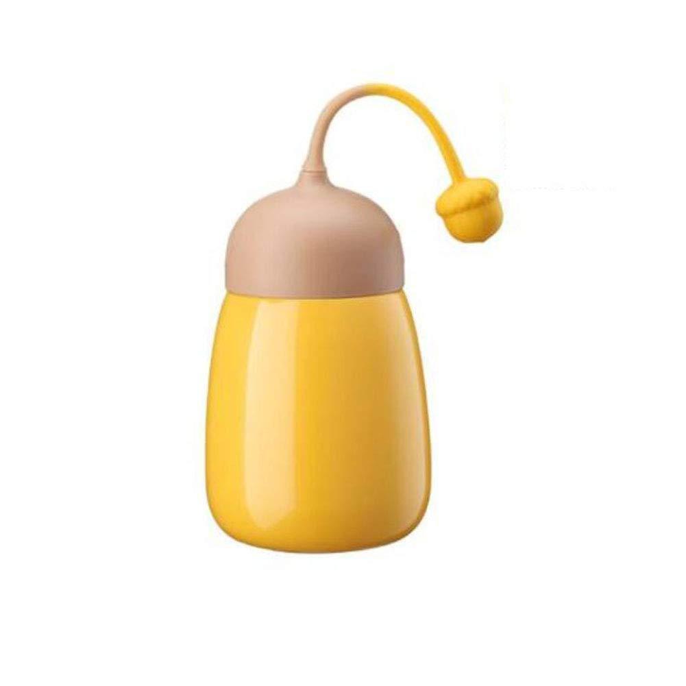 F & H FH Edelstahl-Vacuum Flask Kinder große Kapazität im Freien kreative Cups Cute