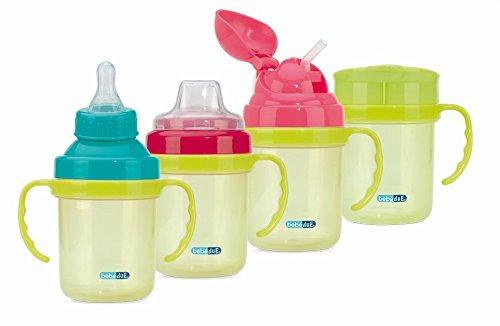 Bebé Due 80160 - Vasos con boquilla BEB - 009 - 0 0