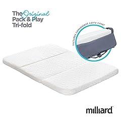 Tri-Fold Pack N' Play