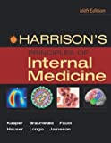 img - for Harrison's Principles of Internal Medicine 16th Edition book / textbook / text book
