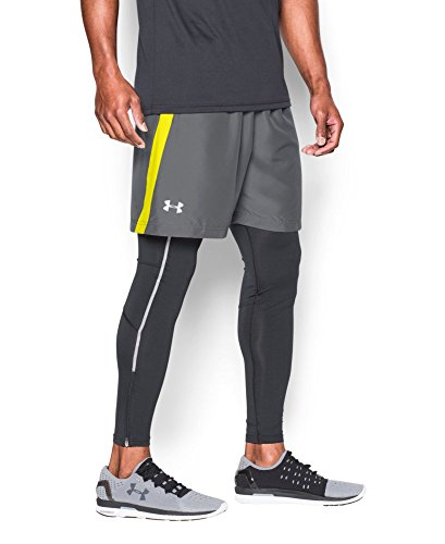 Under Armour UA Launch 7'' SM Graphite by Under Armour (Image #2)