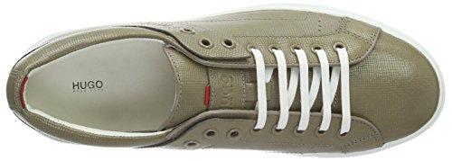 HUGO Damen Corynna-Vs 10191393 01 Sneaker Beige (Dark Beige 250)