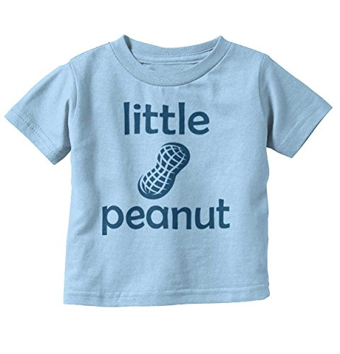 Little Peanut Funny Shirt Cool Baby Clothes Gift Idea Novelty Toddler Infant T ()
