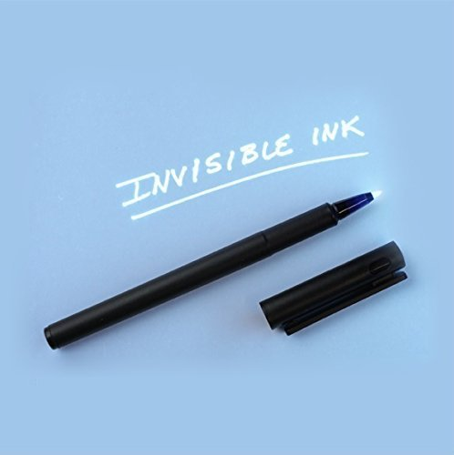 Uv Marking - 3 X Sharpie Type Invisible Ink UV Marking Pen Marker