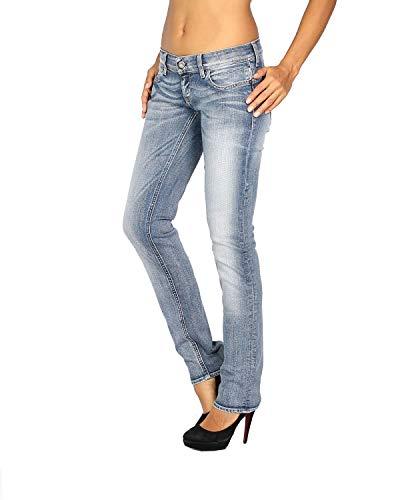 Meltin'pot vaquero Fit Jeans w Para Monie Azul Mujer Female pgqpxrFw