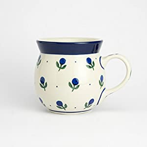 Polish Pottery Lady Mug – Sloeberry
