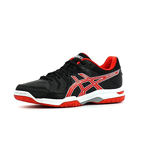 Asics Gel Squad Black Vermilion – White BLACK VERMILION WHITE