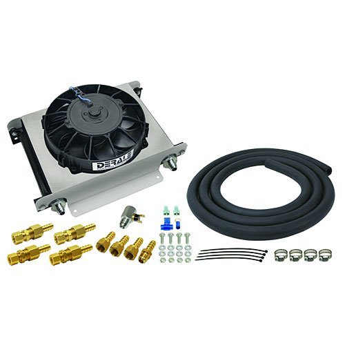 - Derale 13960 Hyper-Cool Remote Transmission Cooler