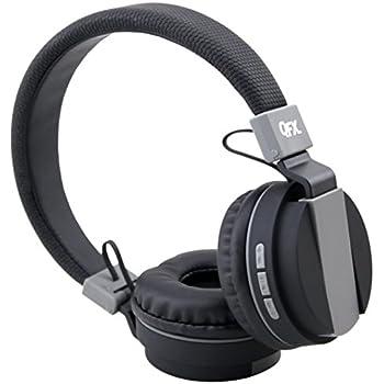 QFX H-255BT Bluetooth Stereo Headphones