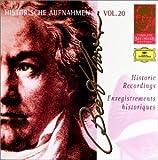 Beethoven Enregistrement Historique