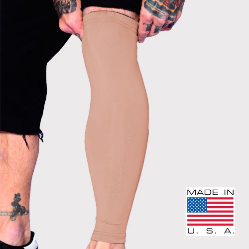 Tatjacket full sleeve pack tan large 2 for Tattoo sleeves amazon