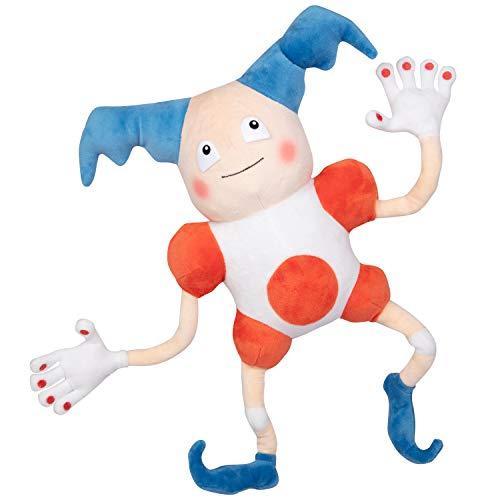 Wicked Cool Toys Pokémon Detective Pikachu Movie Mr. Mime Plush - Posable - Large 13
