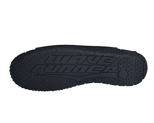 SLR MARKEN Mens Zipper Wasser Schuhe Aqua Socken Zapatos de Agua rot