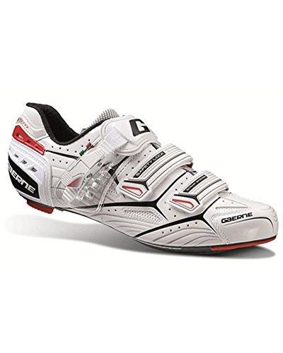 Gaerne Carbon White Road 41 Composite Ciclismo Scarpe platinum G ZZrR7A