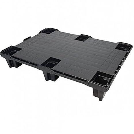 Inka 0005115 Palet Plastico Syntec, 600 mm x 800 mm (Caja de 50 ...