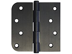 Exceptional Oil Rubbed Bronze Finish Interior Exterior Door Hinges US10B (4 Part 8